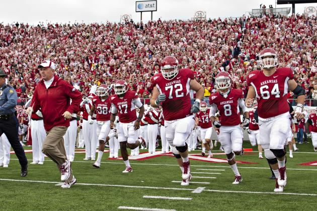 Arkansas Football: The All-Time Dream Team