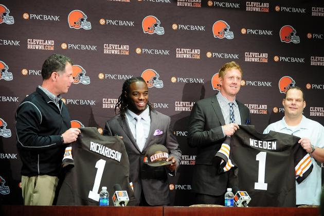 Report Card Grades for Every Cleveland Browns Rookie Through Preseason Week 2