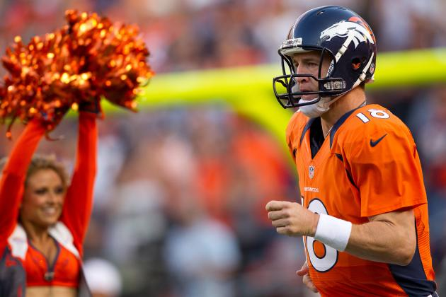 Ranking the 10 Best Fantasy Football Options on the Denver Broncos