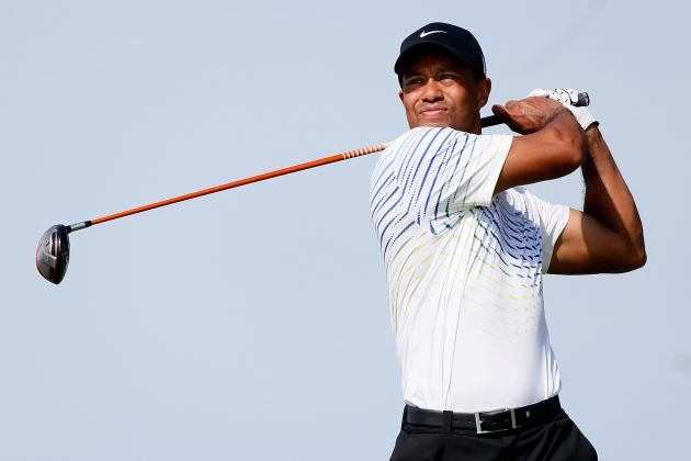 PGA Tour Playoffs 2012: Power Ranking the Top 10 Favorites at the Barclays