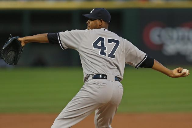 Ivan Nova vs. Phil Hughes: Which Starter Is More Crucial to Yankees' Success?