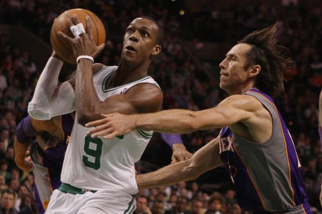 Changing of the Guard: 6 Differences Between Rajon Rondo and Steve Nash
