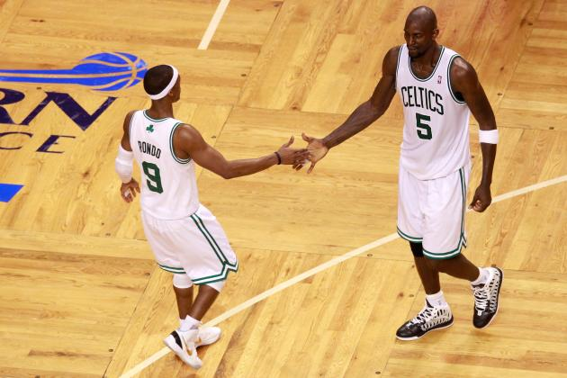 Boston Celtics: Kevin Garnett and the 6 Most Pivotal Players in 2012-13