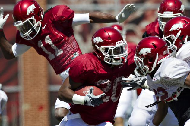 SEC Football: 6 Best Opening Week Matchups for SEC Fans
