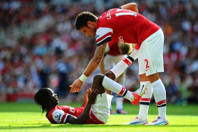 Arsenal FC: Gunners' Keys to Beating Stoke City in Second EPL Fixture