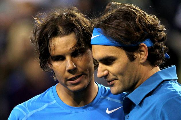 Roger Federer vs. Rafael Nadal: The 5 Greatest Matches That Never Happened