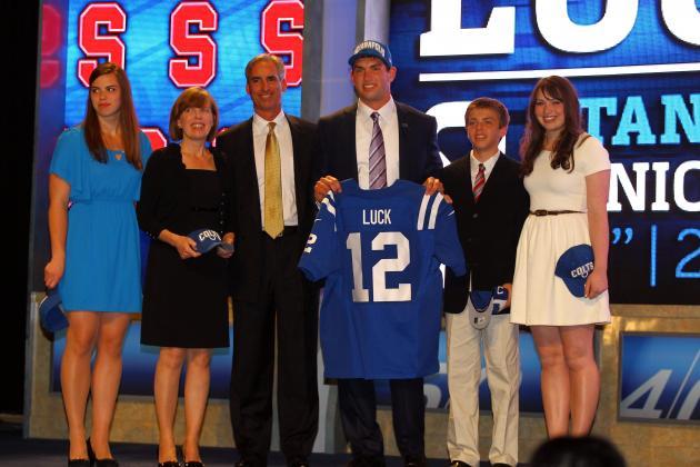 2013 NFL Mock Draft: Mocking Each Team Based on Predicted Final Standings