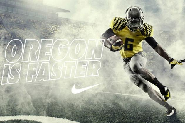 Oregon Football: Grading the Ducks' New Uniforms for 2012 Season