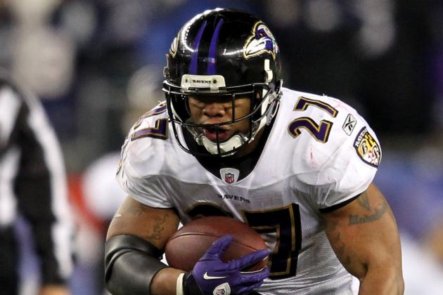 Projecting the Top 10 Running Backs in Fantasy Football