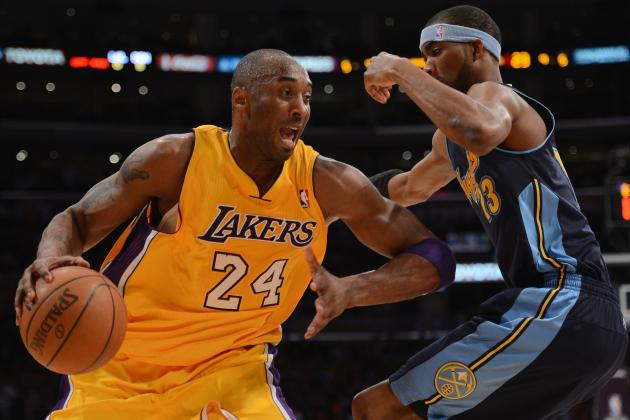 The 6 Most Pivotal Players for the L.A. Lakers in 2012-13