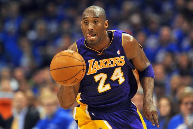 34 Most Amazing Kobe Bryant Career Highlights to Celebrate Mamba's 34th Birthday