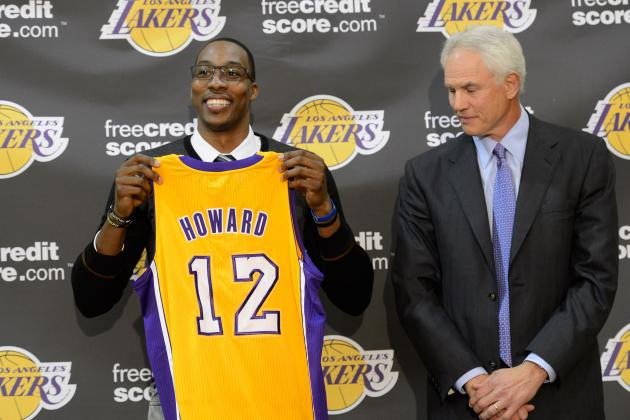 Los Angeles Lakers: How Each Pacific Division Team Can Try to Stop Dwight Howard