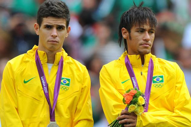 Ranking Neymar and the Top 10 Young Brazilian Talents in the World Right Now