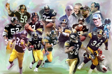 Pittsburgh Steelers 80th Anniversary: 80 Years, 80 Memories (Vol. 3)
