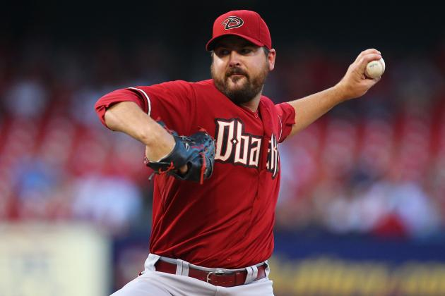 Joe Saunders and 10 Predictions for the MLB Waiver Trade Deadline
