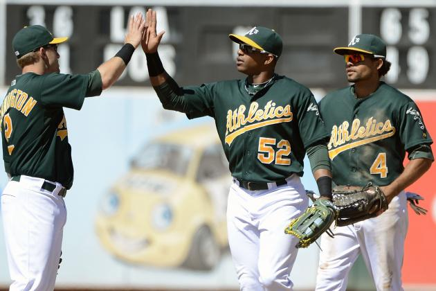 Ranking the Teams the Oakland A's Might Meet in a 1-Game Playoff