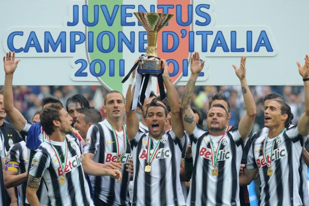 Serie A: Previewing the 2012-13 Season