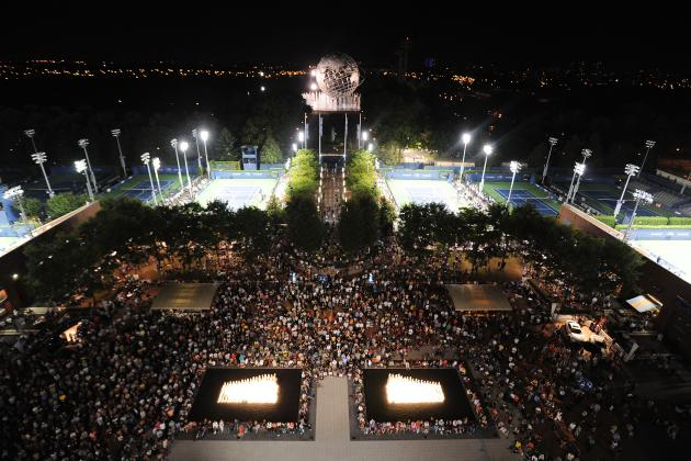 US Open Tennis 2012: Greatest Night Matches in Open History