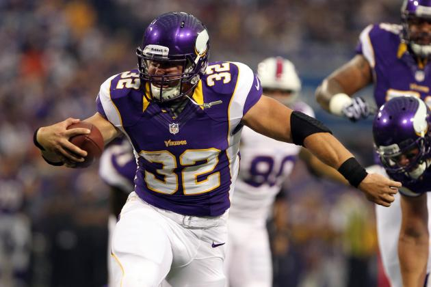 Minnesota Vikings 2012: 7 Players to Watch Against the San Diego Chargers
