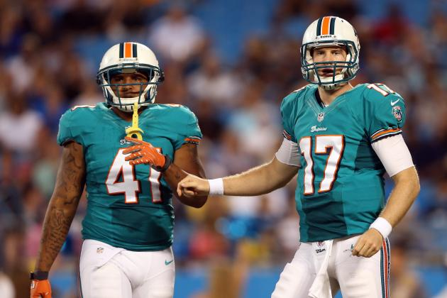 Miami Dolphins: 5 Offensive Players Who Must Step Up