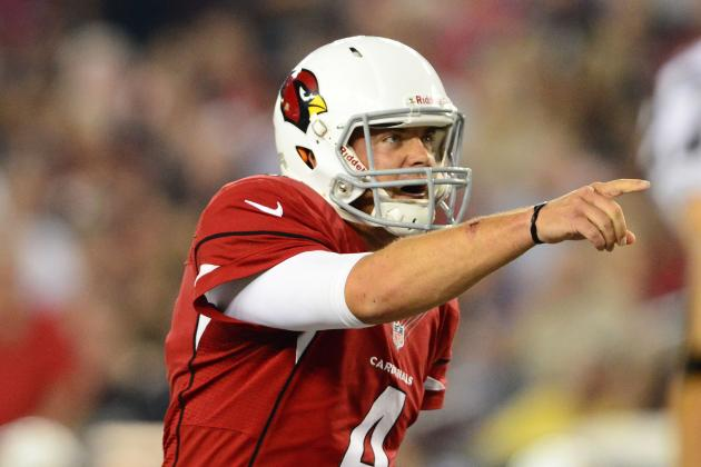 Arizona Cardinals: 5 Things to Take Away from Kevin Kolb's Preseason Performance