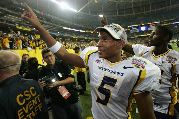West Virginia Football: The All-Time Dream Team