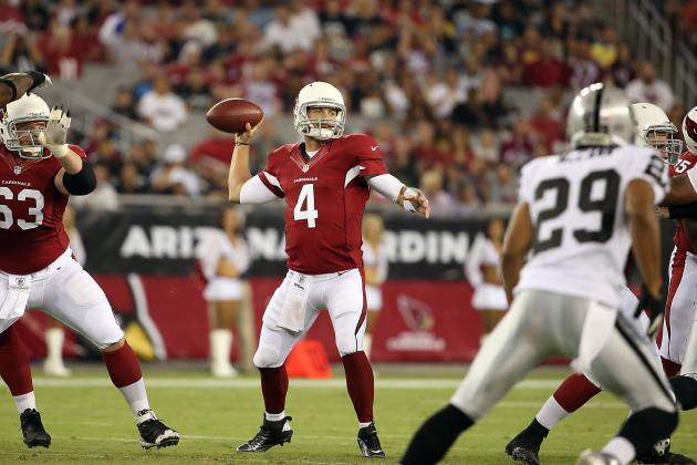 5 Reasons Why Arizona Cardinals QB Kevin Kolb Really Is Scared in the Pocket