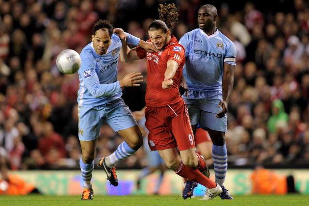 Liverpool vs. Manchester City: City Preview, Team News and Starting XI