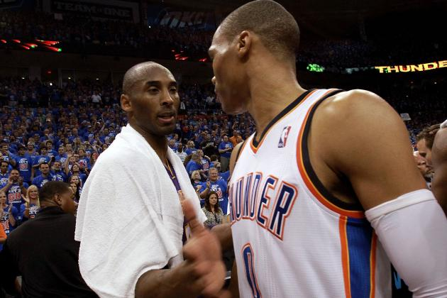 L.A. Lakers vs. OKC Thunder: Who's the Western Conference Favorite in 2012-13?