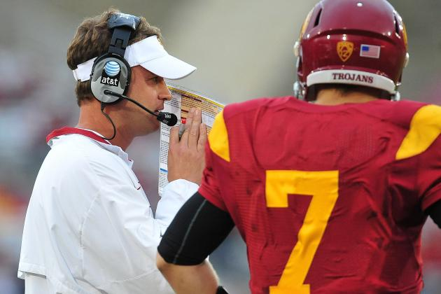 USC Football: 5 Problems Standing in Trojans Way of Being No. 1 at Season's End
