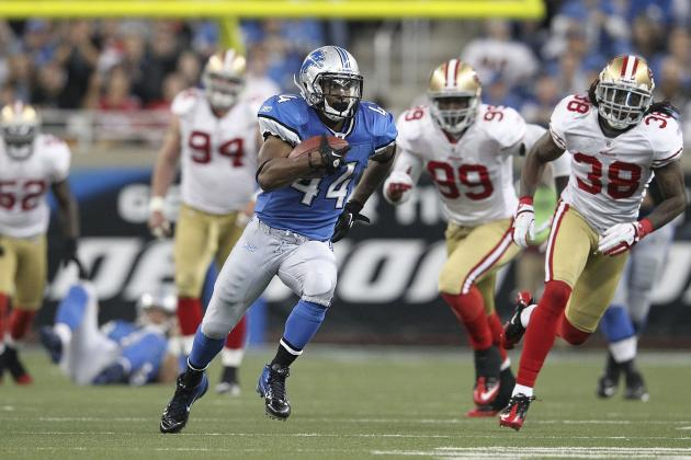 Detroit Lions: 3 Running Backs They Should Consider Trading for