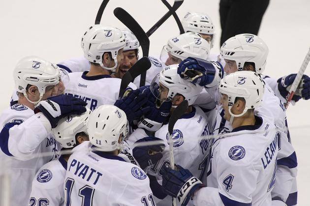 Tampa Bay Lightning: Predicting the Top 10 Scorers in 2012-13