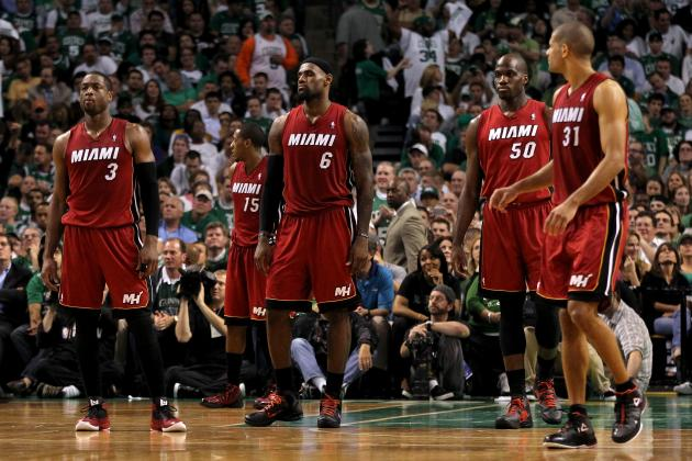 Breaking Down Which Title Contenders Can Run with Miami Heat Positionless Lineup
