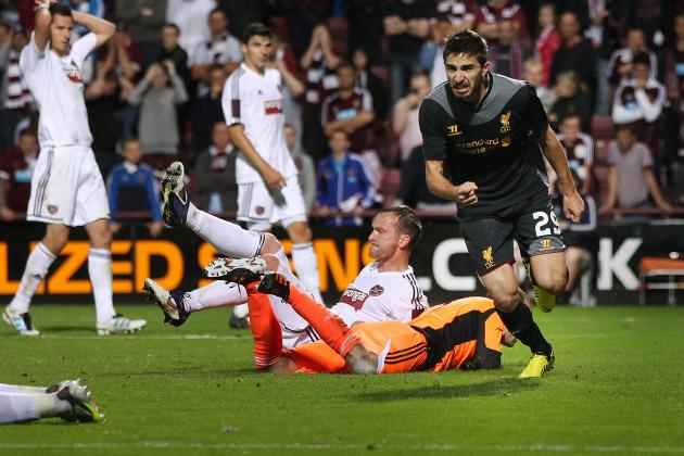 5 Positives from Liverpool's Europa League Win Against Hearts