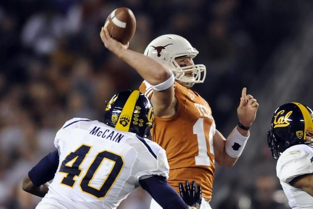 Texas Football: 5 Longhorns Who Must Thrive in 2012 Fall Camp or Else
