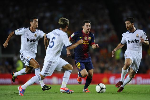 Barcelona vs. Real Madrid: 6 Things Learned from Spanish Supercopa 1st Leg