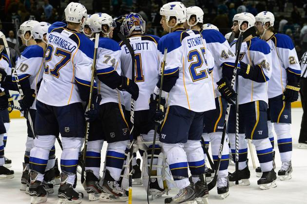 St. Louis Blues: 5 Reasons They Will Improve on Their 2012 Performance