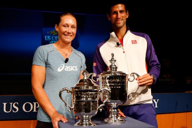 US Open Tennis 2012 Draw Results: Breaking Down Seedings and Brackets