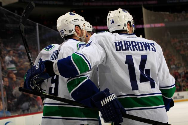 Vancouver Canucks: Top 5 Price Performers from 2011-12