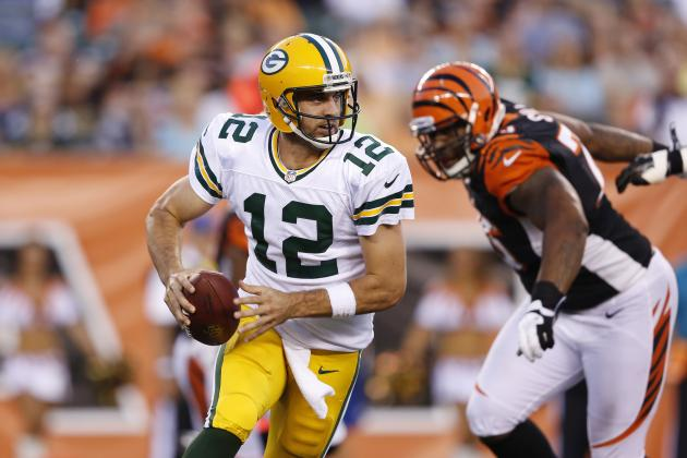 Packers vs. Bengals: 10 Things We Learned from Green Bay's 27-13 Win
