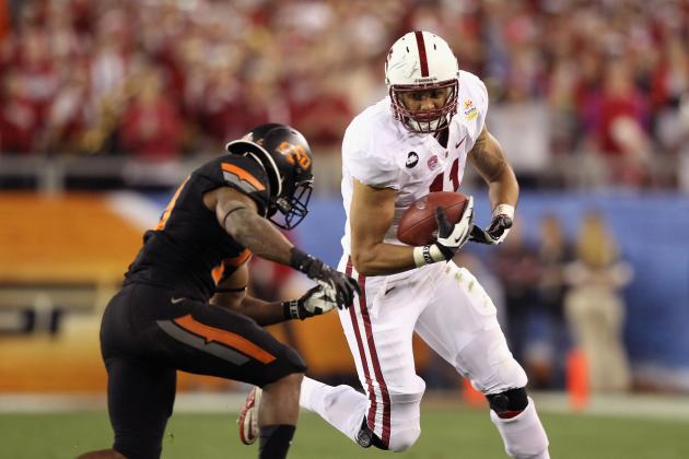 Stanford Football: What You Need to Know About Cardinal's TEs