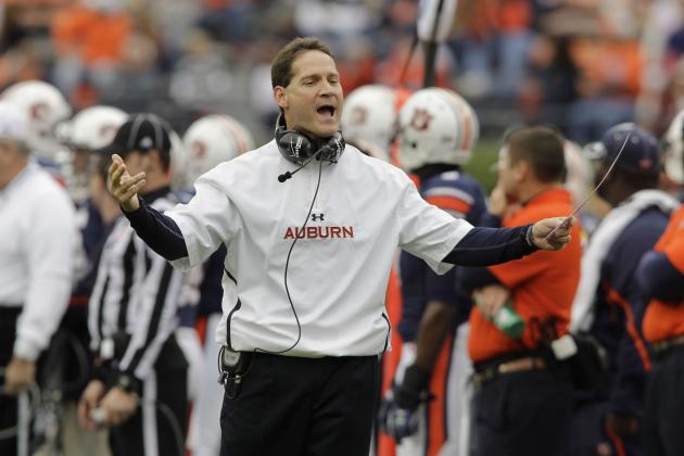 Auburn Football: 5 Class of 2012 Recruits Most Likely to Start in NFL Someday