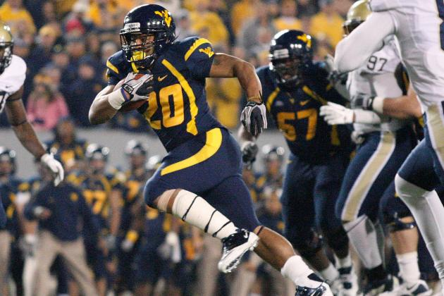 WVU Football: Geno Smith Has Talented Receivers; Watch for the Run: Updated!