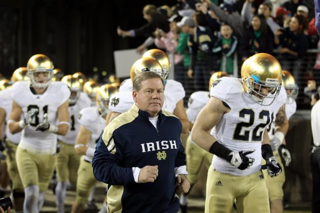 Notre Dame Football:  4 Things to Get Excited About in 2012