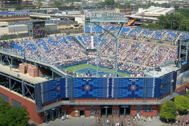 US Open 2012: Definitive Guide for Entire Tennis Tournament