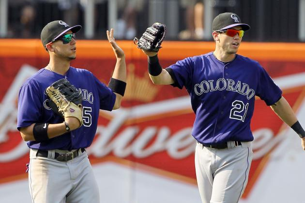 Predicting the Colorado Rockies' Starting Lineup in 2013
