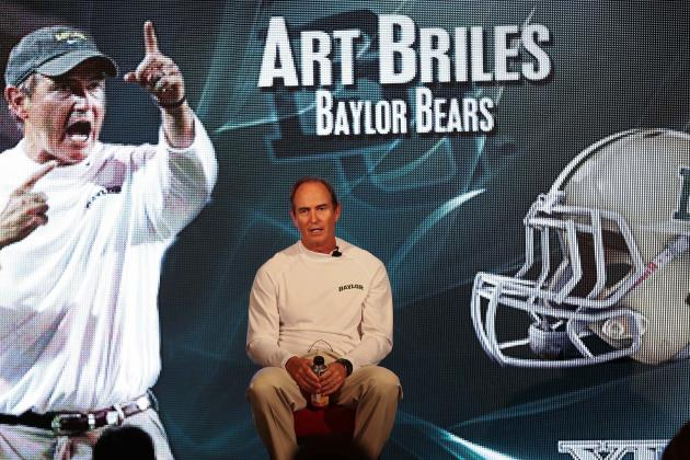Baylor Football: Why the Bears Will Fall Hard in 2012