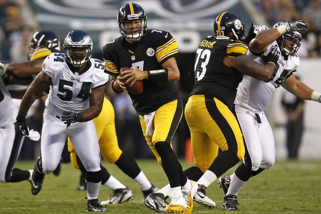 Ranking the 10 Best Fantasy Football Options on the Pittsburgh Steelers