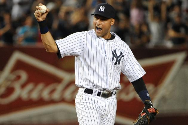 Who Will Replace Derek Jeter as New York Yankees Shortstop?