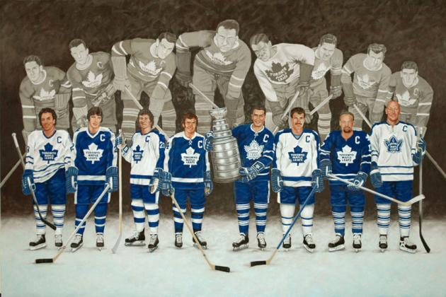 Best Toronto Maple Leafs Captains of All Time